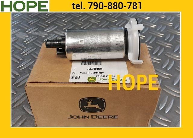 JOHN DEERE AL78405 oryginalna pompka paliwa elektryczna pompa