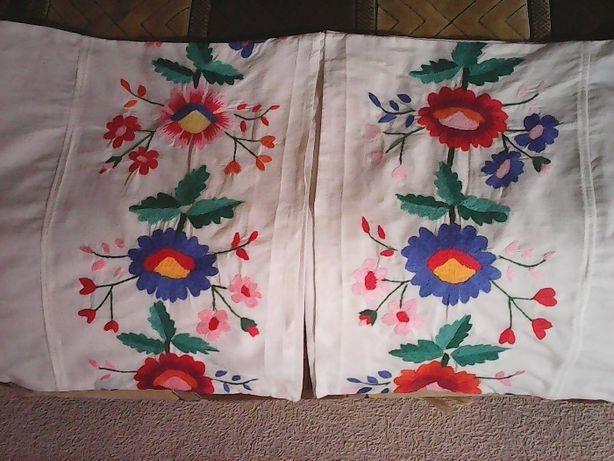 Наволочки подушечки вышивка