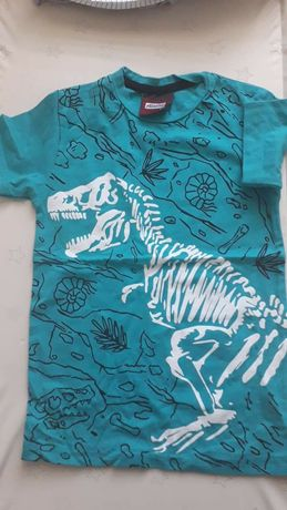 T-shirt koszulka dinozaury rozmiar 86