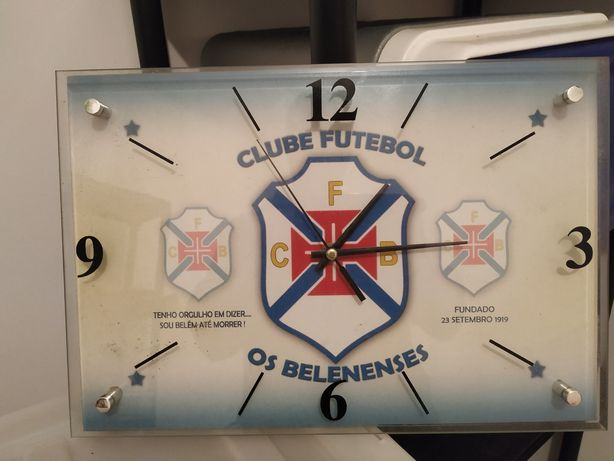 Relógio Clube Futebol Os Belenenses