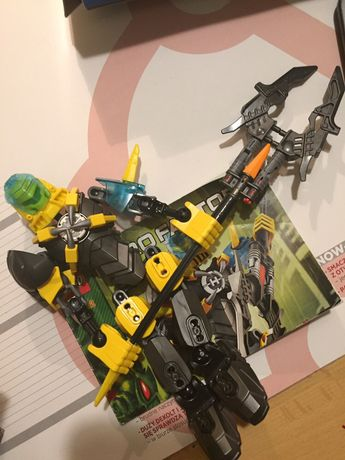 Lego hero factory 44012