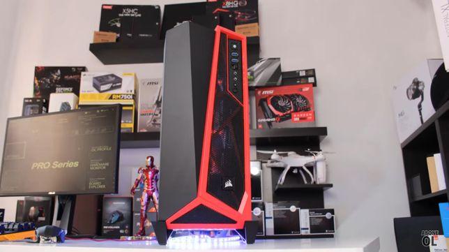 Komputer i7 4770,GTX 1070, 16 GB RAM, SSD, GTA 5, CS GO. Fortnite