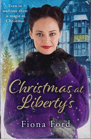 Fiona Ford Christmas at Liberty's (женский роман на английском)