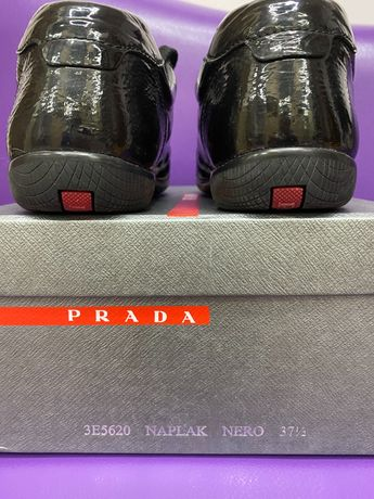Кеди PRADA 37/5, кросівки, туфлі, Pinko, Guess, Liu Jo