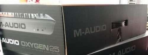 M-Audio Oxygen 25 IV - Klawiatura sterująca