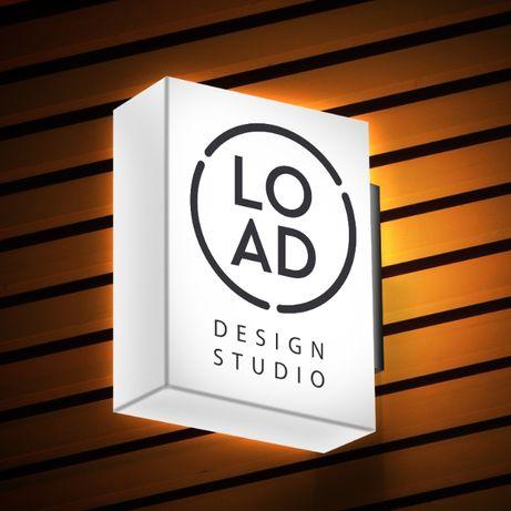 Дизайн ресторанов и кафе. Дизайн-студия LOAD
