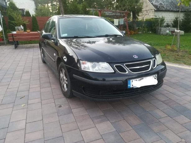 Saab 9-3 2004r. 1.8 b+g
