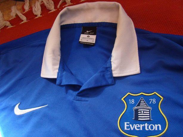 Koszulka Everton PREMIER LEAGUE home Sezon 13-14
