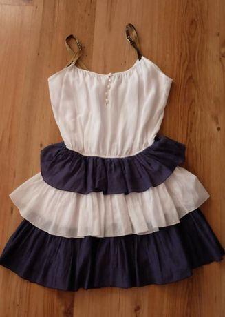 Воздушное платье размер S