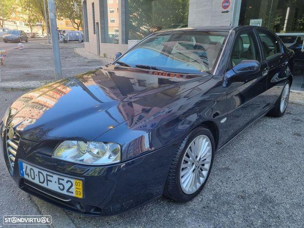 Alfa Romeo 166 2.4 JTD M-JET Distinctive