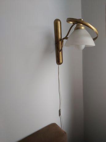 Kinkiet lampa ścienna