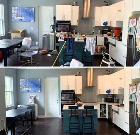 Качественая уборка квартир,офисов, уборка после ремонта.