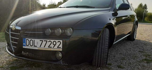 Alfa Romeo 159 SW 2.4 JTD 200km /ZAMIANA