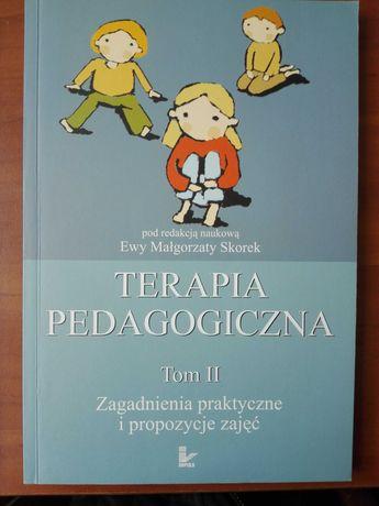 Terapia pedagogiczna tom II + CD