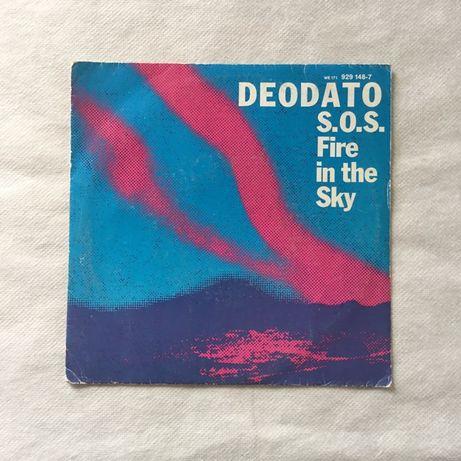 Vinil Deodato - SOS Fire in the Sky