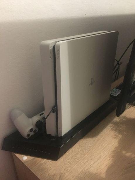 Biała PS4 Slim wiele gier !