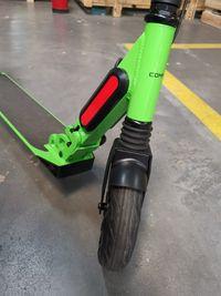 Frugal Comfy + e-hulajnoga , elektryczna hulajnoga zielona #131