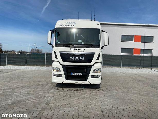 MAN TGX 18.440  MAN TGX 18.440 Euro 6, po kontrakcie. Bezpośrednio od firmy transp.