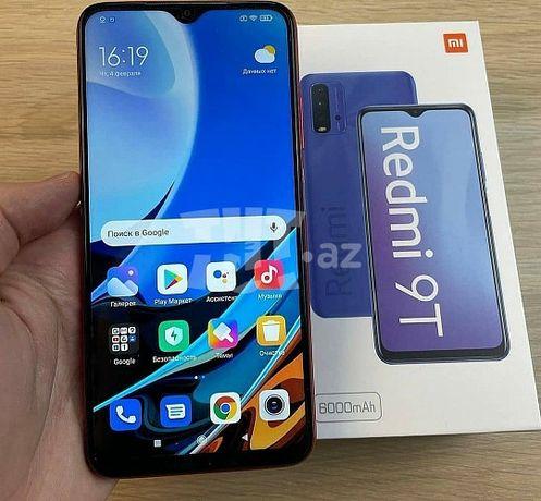 Xiaomi Redmi 9T 4/64Gb + microsd 32gb
