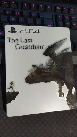 Last Guardian Steelbook Edition