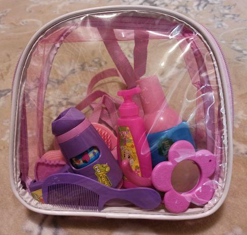 Набор парихмахера в рюкзачке