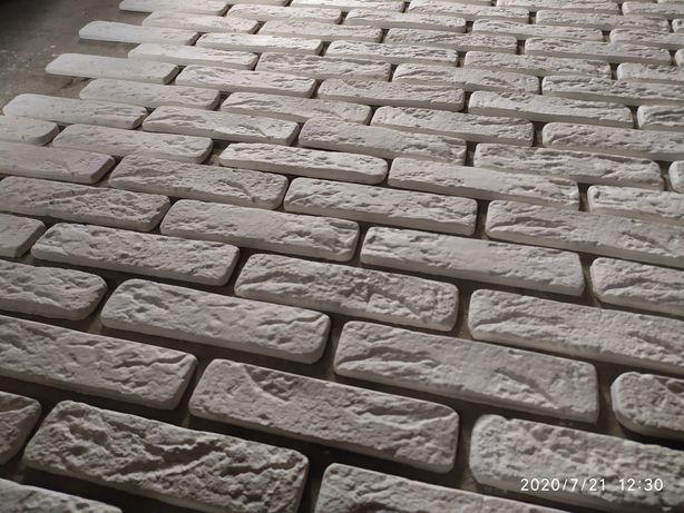 Гипсовая плитка (Римский кирпич)