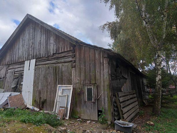 Sprzedam drewno ze stodoły