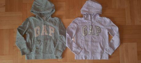 Gap bluzy dresowe dziewczęce  logo 10 140 bdb