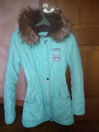 Зимняя Парка, куртка