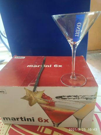 Продам бокалы под martini