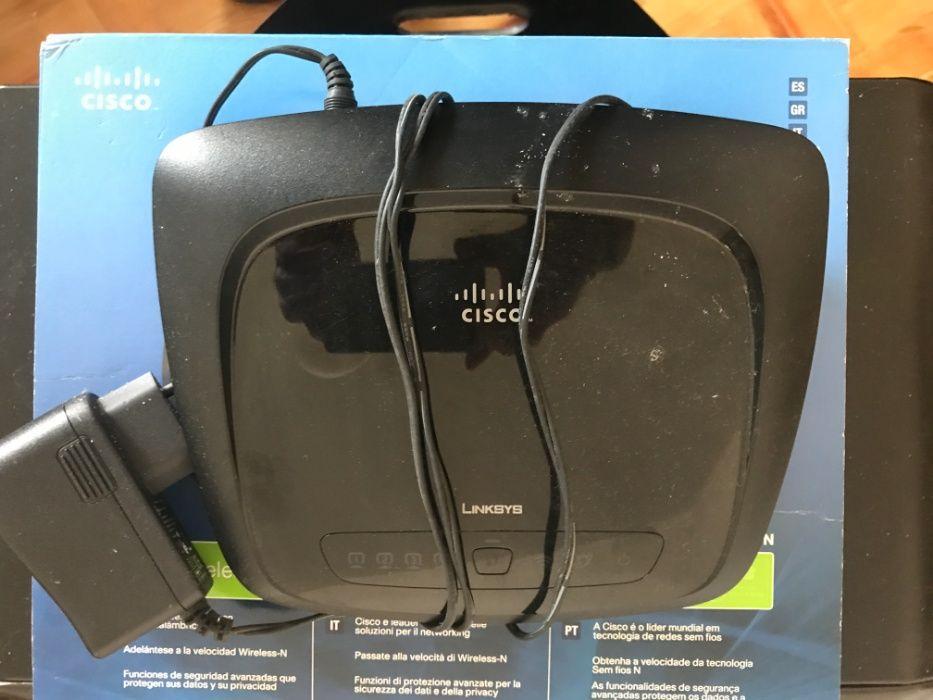 Router Cisco Alvalade - imagem 1