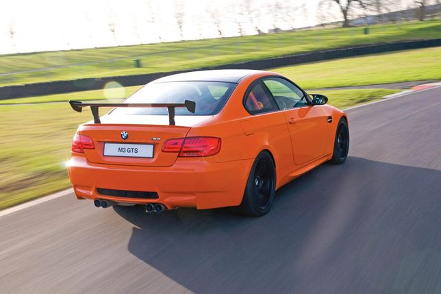 Spoiler  GTS BMW E92 carbonowy Alpha-N Performance