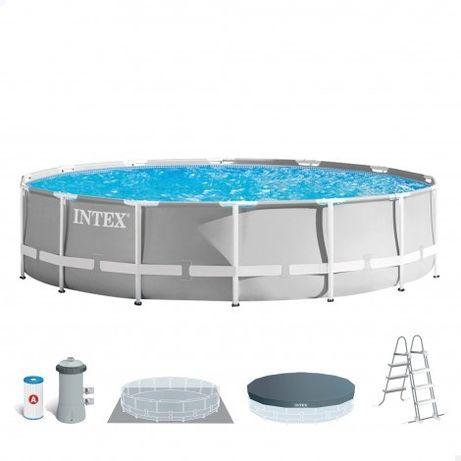 Piscina Intex 4,27x1,07 - SELADA