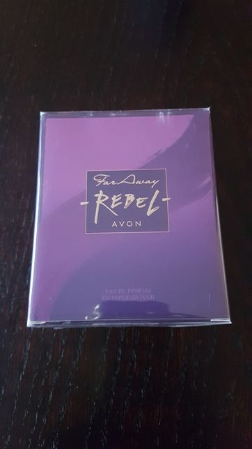 Avon Far Away Rebel Glamour Infinity Gold 50ml 30ml 100ml