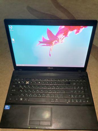 Продам ноутбук Asus k54