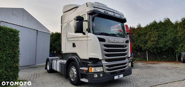 Scania R450 EURO 6 BEZ EGR HIGHLINE  /ADR FL/Retarder/4 poduszki/Hydraulika/Gliwice