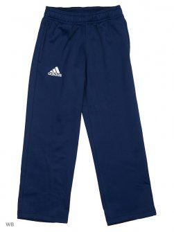 Детские штаны на флисе Adidas youth pants kids, 152 см рост