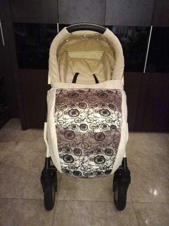 Детская коляска колиска колясочка люлька прогулка Adamex Enduro 2 в 1