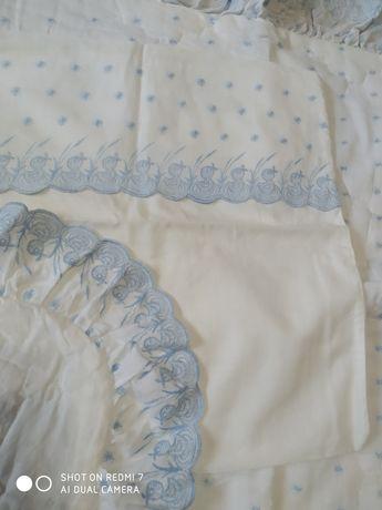 Комплект белья для новорожденного