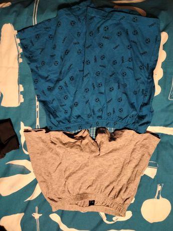 2 calções pijama 10 anos