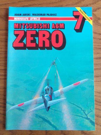 Monografie lotnicze nr 7 wyd.2 A6M ZERO