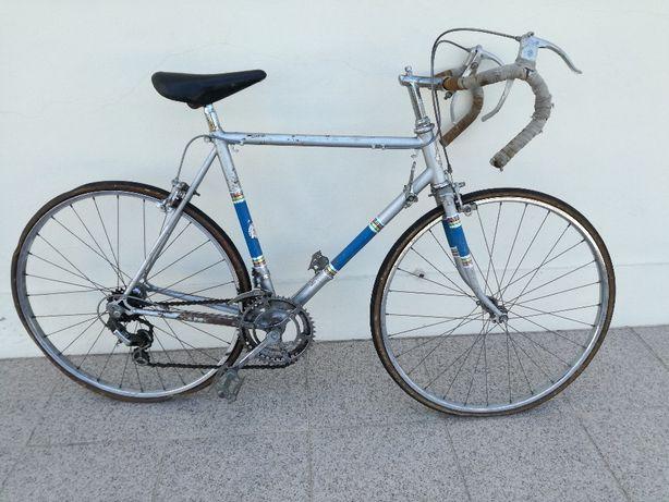 bicicleta sangal criança roda 24