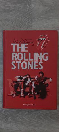 """Książka """"Według The Rolling Stones"""""""