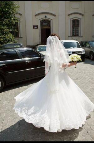 Весільна сукня терміново