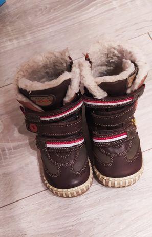 Lasocki buty butki trzewiki kozaki 22
