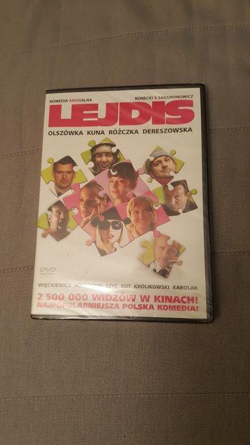 Film DVD Lejdis