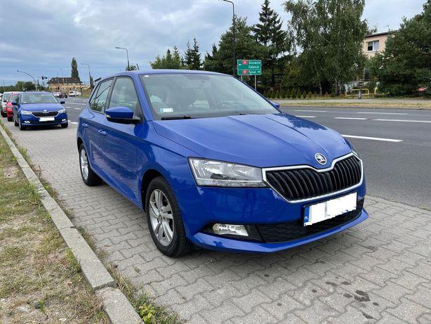 Wynajmę Skoda Fabia GAZ taxi BOLT Bydgoszcz Toruń licencja