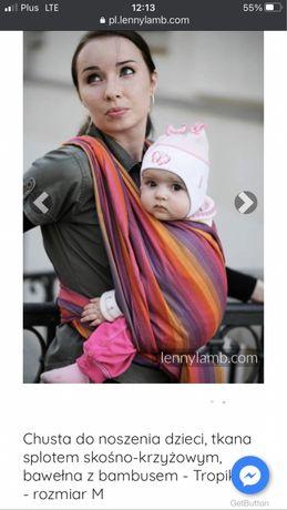 Chusta do noszenia dzieci