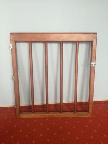 Drzwi blokada drzwiczki zabezpieczające schody