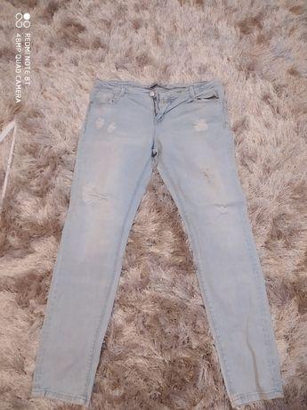 Spodnie jeansowe nowe 40r